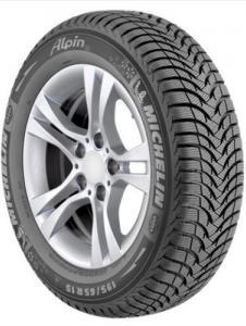 215/55R17 Michelin Alpin6 téli személygépkocsi gumiabroncs