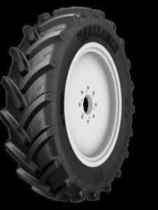 260/70R16 Alliance AS370 Mezőgazdasági traktor gumiabroncs 109A8/106B TL
