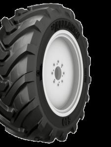 300/75R18 Alliance 580 Agro Industrial Rakodógép gumiabroncs 142A8 / 142B, TL