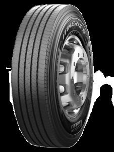 315/8022.5 Pirelli Itineris S90 kormányzott teher gumiabroncs