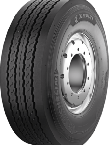 385/65R22.5 Michelin X Multi T pótkocsi teher gumiabroncs M + S