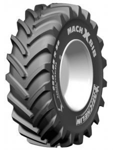 600/65R28 Michelin Machxbib Mezőgazdasági Gumiabroncs