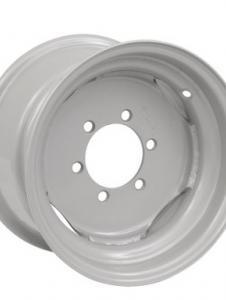 AW -Felni 9.00 X 15.3 Silber 6/161/205, E2, ET -5
