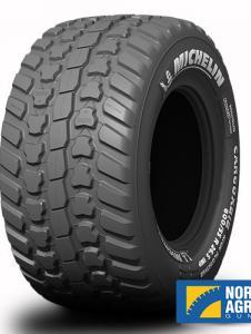 600/55R26.5 Michelin CargoXBibHighFlotation Mezőgazdasági Gumiabroncs