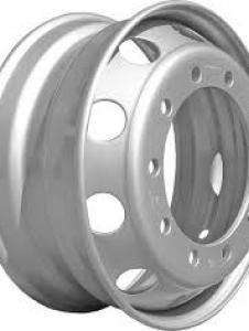 LKW-Felni 11.75 X 22.5 H, ALV, ezüst